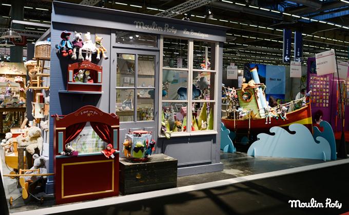 le salon maison et objet janvier 2013 moulin roty le blog. Black Bedroom Furniture Sets. Home Design Ideas
